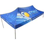 3m x 6m Branded Marquee Package