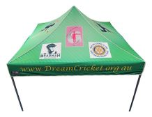 3m x 3m Branded Marquee Package